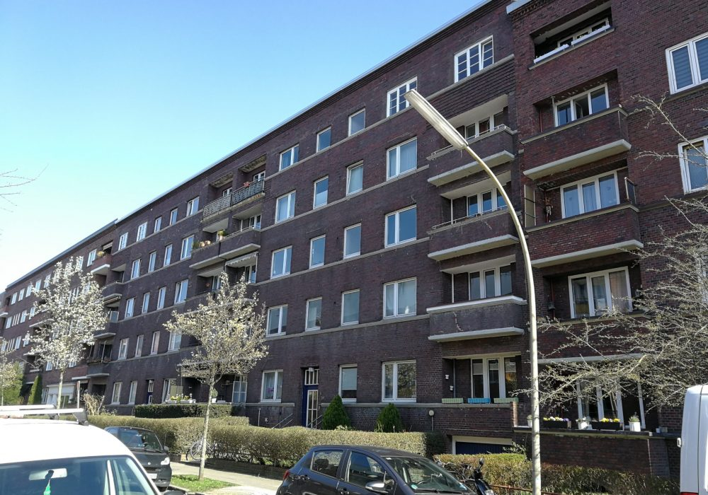 Curtiusweg Front 4